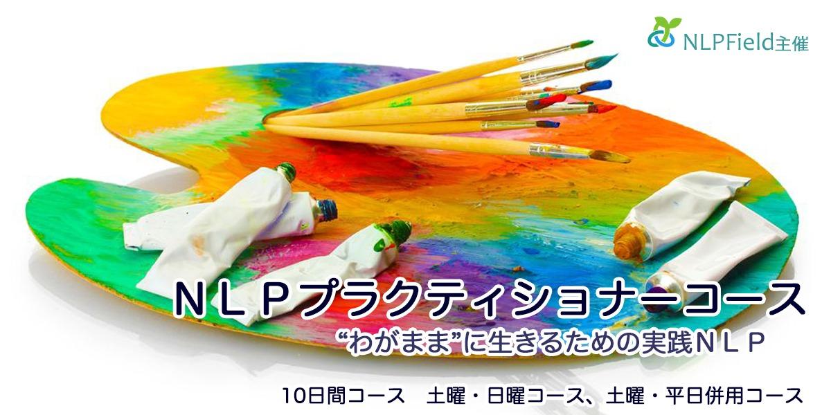 2016/ 1/23(土)〜東京 NLPプラクティショナー・コース(NLPフィールド主催)