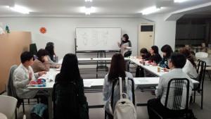 3/ 8(金) 言葉の科学(2時間)@大阪